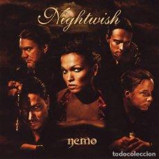 CDs de Música: NIGHTWISH - NEMO - CD MAXI SINGLE. Lote 167147816