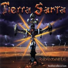 CDs de Música: TIERRA SANTA - INDOMABLE - CD DIGIPACK . Lote 167148324