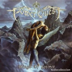 CDs de Música: POWER QUEST - WINGS OF FOREVER - CD. Lote 167153740
