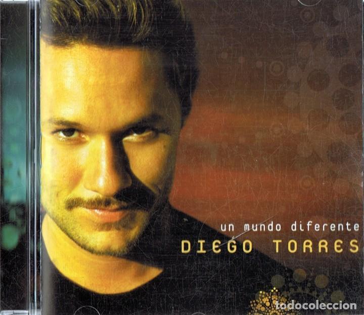 DIEGO TORRES ¨UN MUNDO DIFERENTE¨ (CD) (Música - CD's Latina)