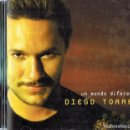 CDs de Música: DIEGO TORRES ¨UN MUNDO DIFERENTE¨ (CD). Lote 167159584