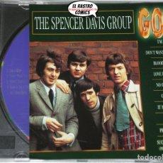 CDs de Música: THE SPENCER DAVIS GROUP, GOLD, CD AÑO 1993. Lote 167162976