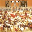 CDs de Música: NEGU GORRIAK - GURE JARRRERA. Lote 167170284