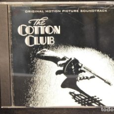 Music CDs - THE COTTON CLUB - BANDA SONORA- CD - 167226722