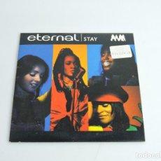 CDs de Música: ETERNAL STAY SINGLE PROMO CD. Lote 167282464