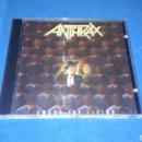 CDs de Música: ÁNTRAX - AMONG THE LIVING. Lote 167303117