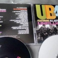 CDs de Música: CD-ALBUM DOBLE DE UB 40. Lote 167321788