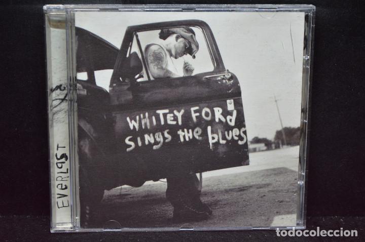 50% prijs betrouwbare kwaliteit groothandel Everlast - Whitey Ford Sings The Blues - CD