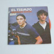 CDs de Música: EL TIEMPO CRISTALES ROTOS SINGLE PROMP CD. Lote 167356052
