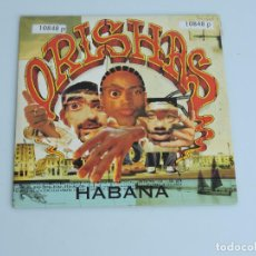 CDs de Música: ORISHAS / HABANA SINGLE PROMO CD. Lote 167362152
