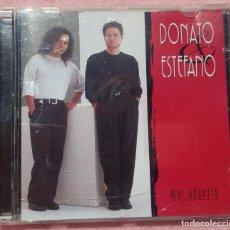 CD di Musica: DONATO & ESTEFANO - MAR ADENTRO (EPIC, 1995) /// SHAKIRA / GLORIA ESTEFAN / CARLOS VIVES / CHAYANNE. Lote 167421384