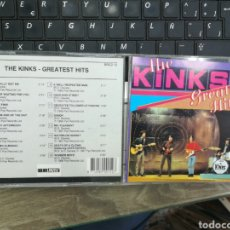 CDs de Música: THE KINKS CD GREATEST HITS. Lote 167437242