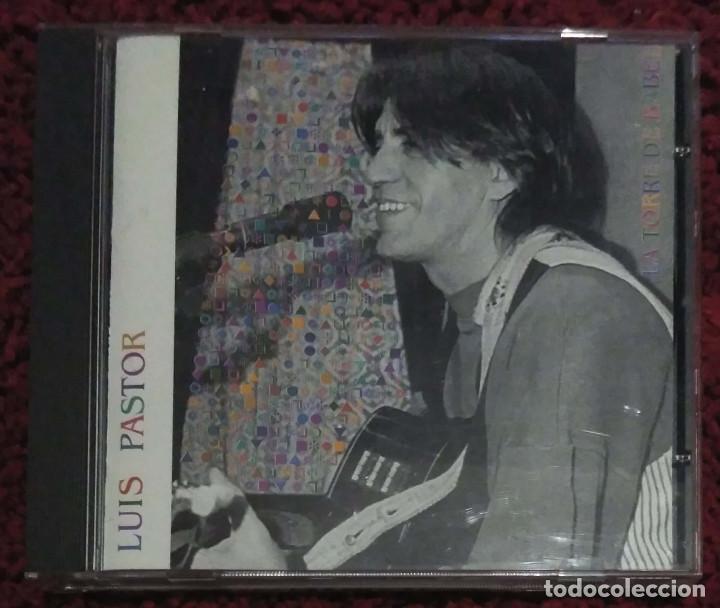 LUIS PASTOR (LA TORRE DE BABEL) CD 1994 (Música - CD's Otros Estilos)