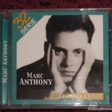 CDs de Música: MARC ANTHONY (GRANDES EXITOS) 2 CD'S 2003 COLOMBIA - UNIVERSAL MUSIC. Lote 167474040