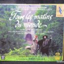CDs de Música: JORDI SAVALL -TOUS LES MATINS DU MONDE (BANDE ORIGINALE DU FILM) - CD. Lote 167504452
