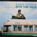 CDs de Música: EDDIE VEDDER - INTO THE WILD - CD. Lote 167504640