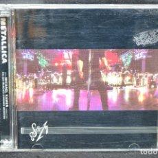 CDs de Música: METALLICA - S & M - CD. Lote 167507112