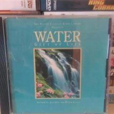 CDs de Música: WATER - THE GIFT OF LIFE (JEFF RAY). Lote 167530020