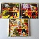 CDs de Música: 3XL MANGA I ANIME 3 CDS. Lote 167534376