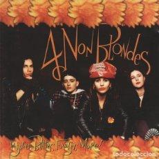 CDs de Música: 4 NON BLONDES - BIGGER, BETTER, FASTER, MORE! - CD . Lote 167542156
