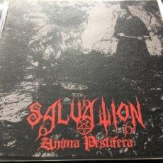 CDs de Música: SALVATION666 – ANIMA PESTIFERA (2010, ESPAÑA). Lote 167574876