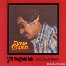 CDs de Música: DAVE GRUSIN - DISCOVERED AGAIN! (SHEFFIELD LAB, CD-5 CD, MADE IN USA) SOUL JAZZ. Lote 167585448
