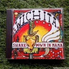 CDs de Música: WICHITA - SHAKE DOWN IN MAMA, WICHITA, 1997.. Lote 167589137