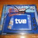 CDs de Música: LAS MEJORES SINTONIAS DE TU VIDA 40º ANIVERSARIO DE RTVE CD ALBUM 1996 HISTORIA TVE 31 TEMAS PROMO. Lote 167597932