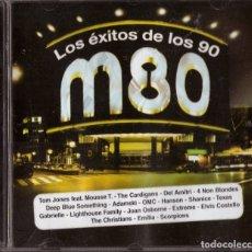 CDs de Música: CD LOS MEJORES EXITOS DE LOS 90. M80 RADIO. Lote 167599832