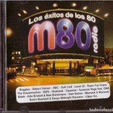 CDs de Música: CD LOS MEJORES EXITOS DE LOS 80. M80 RADIO. Lote 167599892
