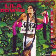 CD de Música: LILA DOWNS. SHAKE AWAY. EMI 2008.. Lote 167621256