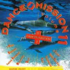 CDs de Música: DANCE MISSION VOLUME 11. CD. BLOW UP. Lote 167638768