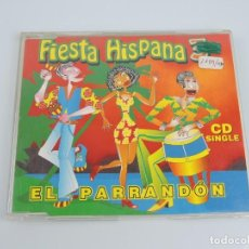 CDs de Música: FIESTA HISPANA 3 EL PARRANDON SINGLE CD. Lote 167659968