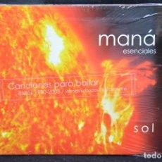 CDs de Música: MANÁ - ESENCIALES / SOL - CD. Lote 167661420