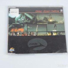 CDs de Música: RMB / DEEP DOWN BELOW MAXI SINGLE CD. Lote 167672648