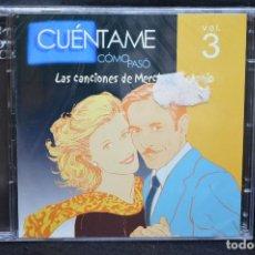 CDs de Música: CUÉNTAME CÓMO PASÓ - LAS CANCIONES DE MERCHE Y ANTONIO ( VOL.3) - CD. Lote 167674208