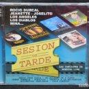 CDs de Música: SESION DE TARDE - LAS CANCIONES DE NUESTRO CINE - 2 CD. Lote 167675896
