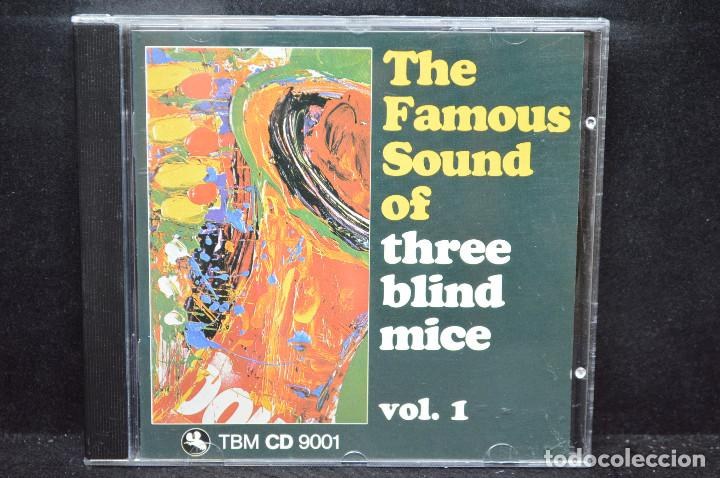 VARIOUS- THE FAMOUS SOUND OF THREE BLIND MICE (VOL.1) - CD (Música - CD's Jazz, Blues, Soul y Gospel)