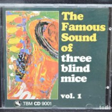 CDs de Música: VARIOUS- THE FAMOUS SOUND OF THREE BLIND MICE (VOL.1) - CD. Lote 167680284