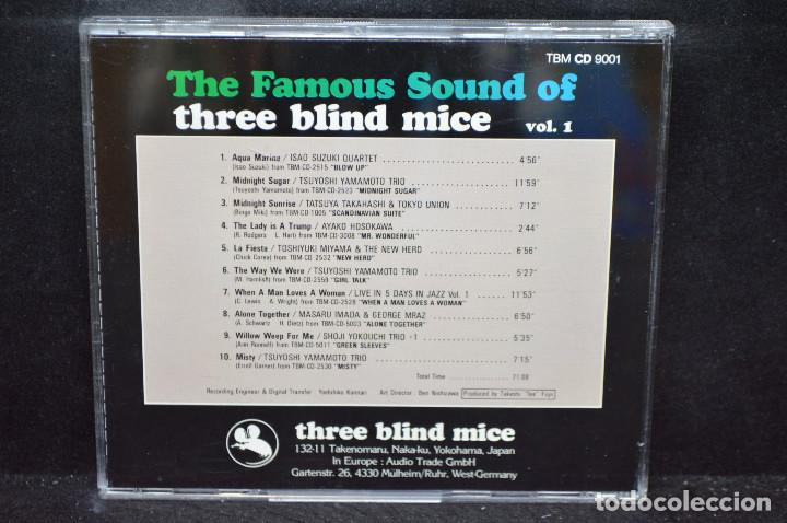 CDs de Música: VARIOUS- THE FAMOUS SOUND OF THREE BLIND MICE (VOL.1) - CD - Foto 2 - 167680284
