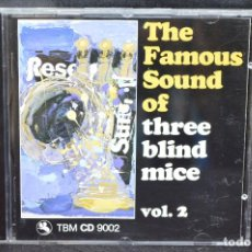 CDs de Música: VARIOUS- THE FAMOUS SOUND OF THREE BLIND MICE (VOL.2) - CD. Lote 167680496