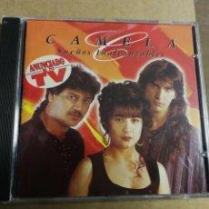 CDs de Música: CAMELA SUEÑOS INALCANZABLES CD ALBUM DEL AÑO 1995 CONTIENE 12 TEMAS. Lote 243802685