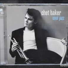 CD di Musica: CHET BAKER - COOL JAZZ - 2 CD. Lote 167681948