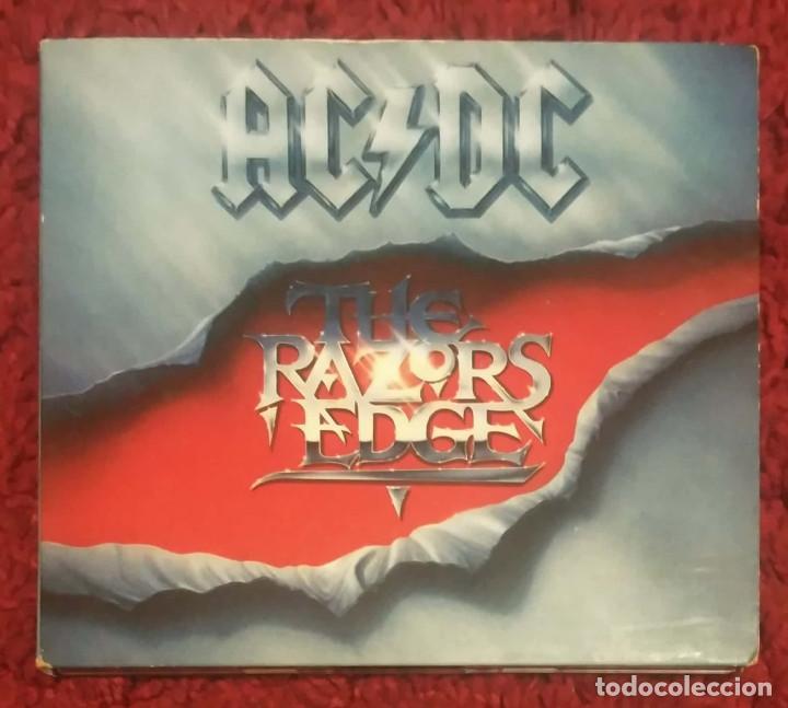 AC / DC (THE RAZORS EDGE) CD 2003 DIGIPACK (Música - CD's Heavy Metal)