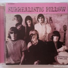 CDs de Música: JEFFERSON AIRPLANE - SURREALISTIC PILOOW - CD USA 2003 - RCA. Lote 167725908
