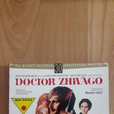 CDs de Música: BSO DOCTOR ZHIVAGO. Lote 167726148
