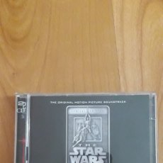 CDs de Música: BSO THE EMPIRE STRIKES BACK. EL IMPERIO CONTRAATACA. DOBLE CD. Lote 167726590