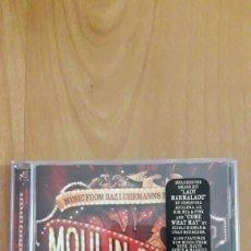 CDs de Música: BSO MOULIN ROUGE. Lote 167726726