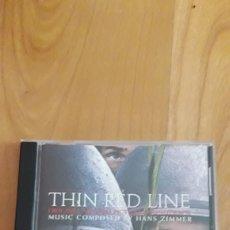 CDs de Música: BSO THIN RED LINE. DELGADA LÍNEA ROJA. Lote 167726837