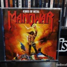 CDs de Música: MANOWAR - KINGS OF METAL . Lote 167727660